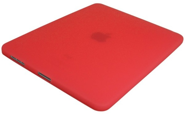 silicone-ipad-case-cover-red-back-view
