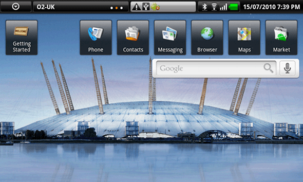 dell-streak-android-1.6-homepage