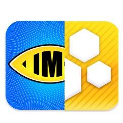 im-plus-beejive-im-app-logos