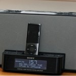 Sony XDR-DS12iP iPod/iPhone Dock Announced