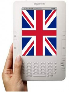 How To Change Your International Kindle To The Amazon UK Store
