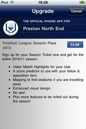 football-league-iphone-app-upgrade