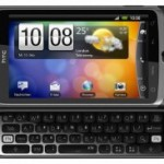 HTC Desire Z With Fold-Out QWERTY Keyboard & Android 2.2 (Froyo) Announced