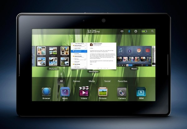 RIM's Playbook Tablet Features - Everything You Need To Know About The Blackberry Tablet!