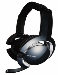 New Sony DR-GA500 & DR-GA200 Gaming Headsets Preview