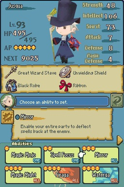 final-fantasy-the-4-heroes-of-light-magic-abilities-screenshot