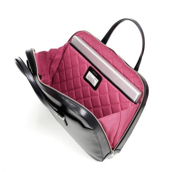 knomo-vichy-briefcase-laptop-bag-open-inside-view