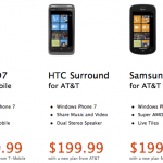 Windows Phone 7 Now Available In USA