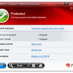 Trend Micro Titanium Maximum Security 2011 Review (Windows)