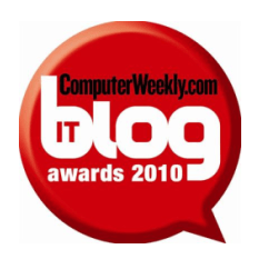 computer-weekly-it-blog-awards-2010-logo