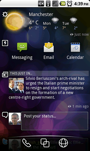 spark-beta-android-home-screen