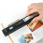 CopyCat Portable Scanner – Scan Documents & Images Away From Your Desk!