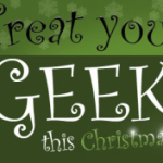 Get Better Gifts With eBuyer's 'Treat Your Geek' Christmas Wish-List & Competition