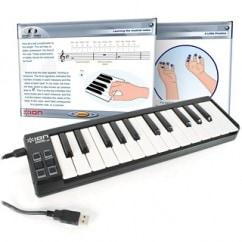 USB-Discover-MIDI-Keyboard