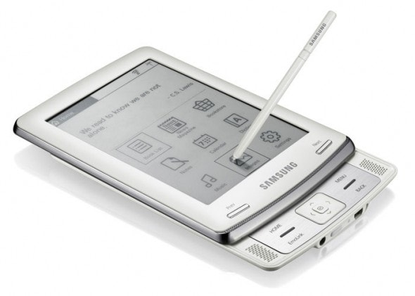 samsung-e60-ebook-reader-touchscreen