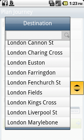 trainline-android-app-destination