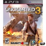 'Uncharted 3: Drake's Deception' Announced (Teaser Trailer)