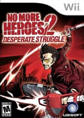 No More Heroes 2: Desperate Struggle Review (Wii)