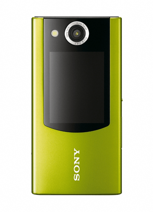 Sony Releases Three New 'Bloggie' Mobile Camera Models