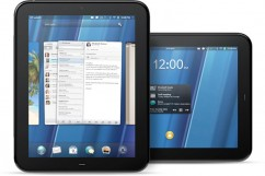 hp palm touchpad tablet 242x161 HP Announces 10 TouchPad webOS Tablet