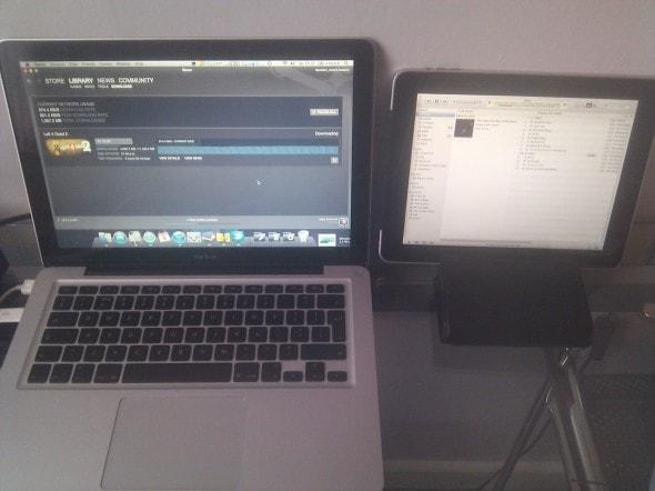 iDisplay-Macbook-iPad