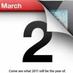 Official: Apple Holding iPad 2 Event On 2nd March!