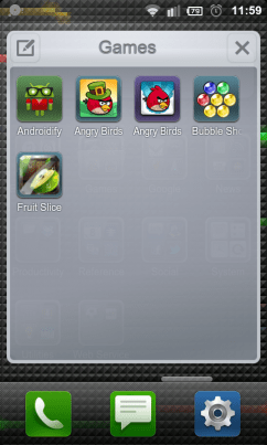 MIUI-folders