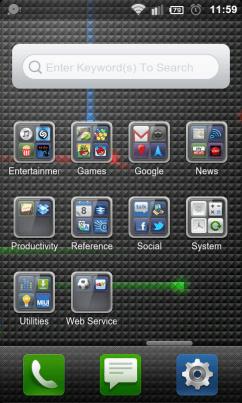 MIUI-home-screen