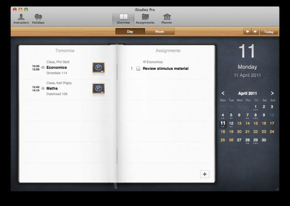 iStudiez-pro-mac-overview