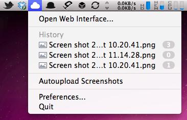 cloudapp-menubar