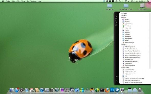 sidefolders-mac-os-app-screenshot