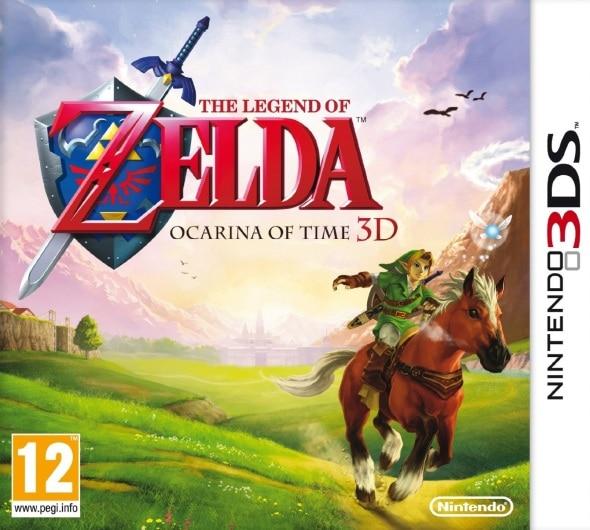 Zelda: Ocarina Of Time 3D Review (Nintendo 3DS)