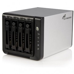 Startech Infosafe 4-bay eSATA RAID Enclosure Review