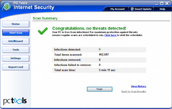 pc-tools-internet-security-2011-scan