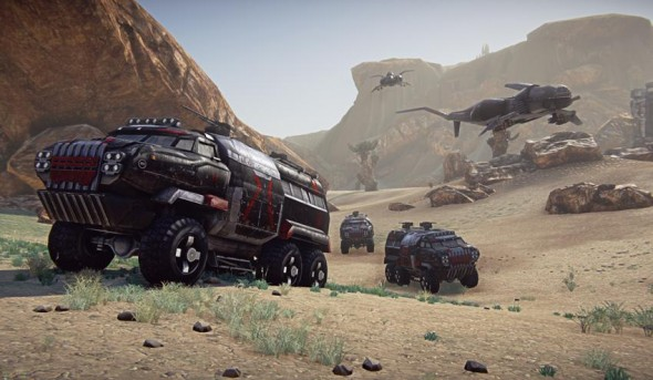 planetside-2-vehicles