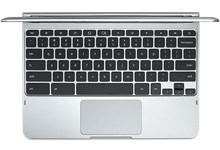 samsung-series-3-chromebook-keyboard-view
