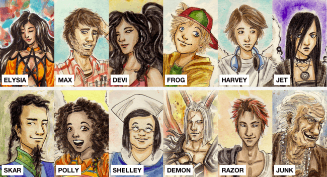 Elysia-Comic-Graphic-Novel-Main-Characters