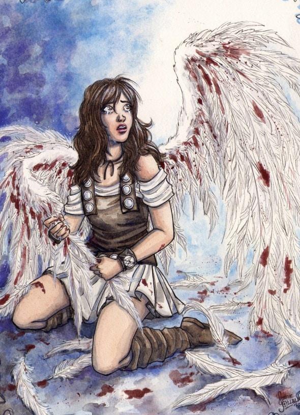 Elysia-Comic-Graphic-Novel-Struggle