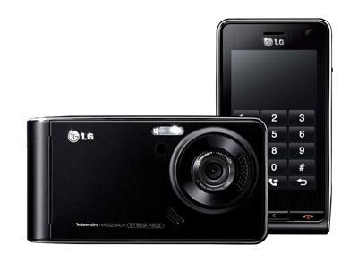 LG Viewty KU990 Review