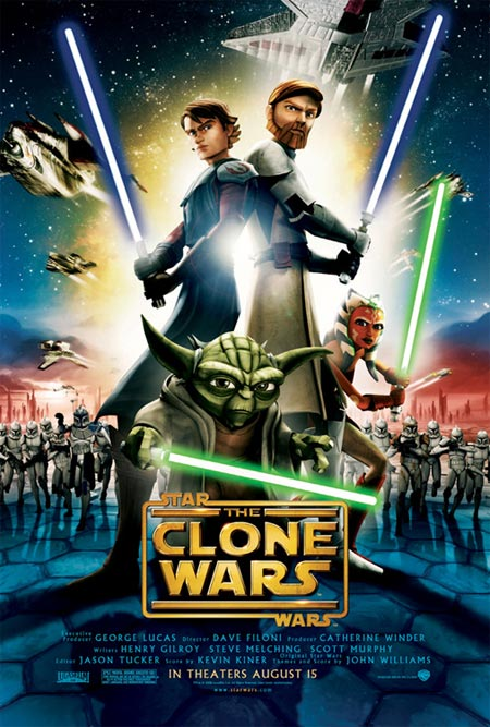 'Star Wars: The Clone Wars' Movie Review