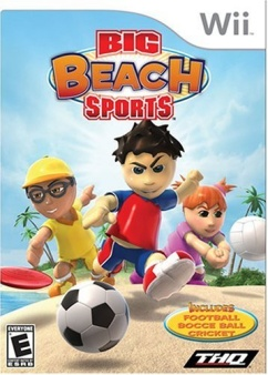 Big Beach Sports Review (Wii)