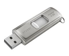 Sandisk Cruzer Titanium USB Memory Stick Review
