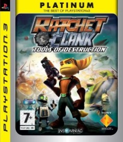 Ratchet and Clank: Tools of Destruction Review (PS3)