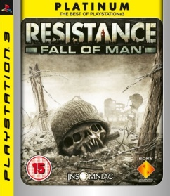 Resistance: Fall of Man Review (PS3 Platinum)