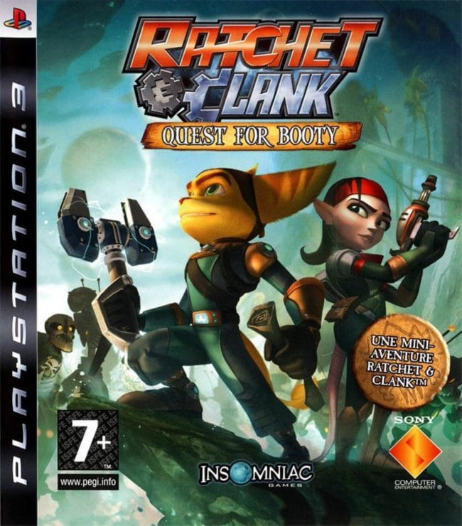 Ratchet-and-Clank-Quest-for-Booty-game-cover-art