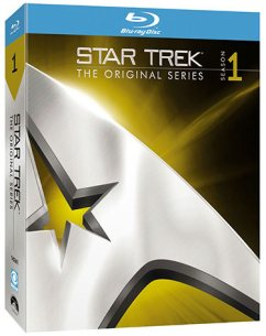 Star Trek: The Original Series Remastered Review (Blu-Ray)
