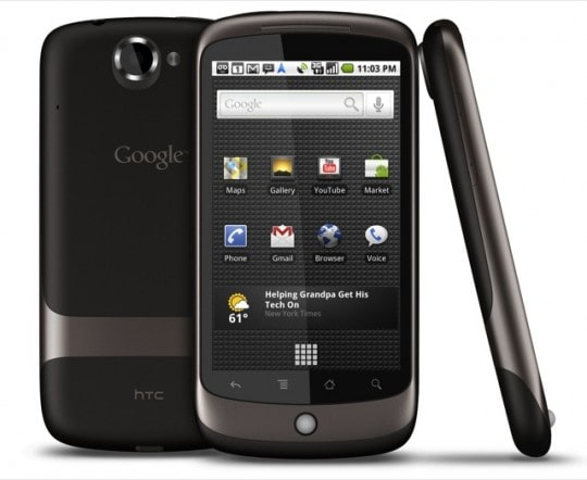 Google Nexus One Review (UK)