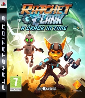 Ratchet and Clank: A Crack In Time Review (PS3)