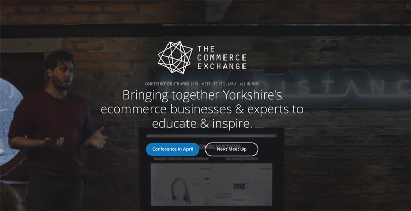 The Commerce Exchange Review (York eCommerce Conference 2015)